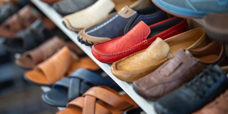 Kernassortiment schoenen