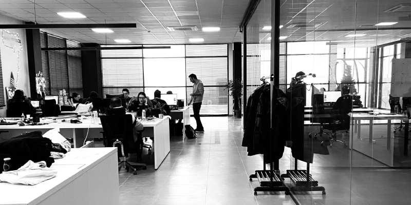 Entreestrategie kantoor