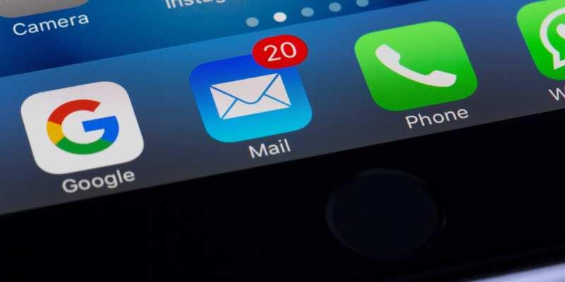 Verkoopkanaal email