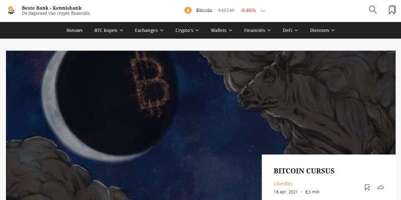 Voorbeeld affiliate crypto